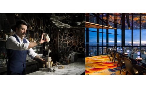 万豪旅享家Top 52餐厅及酒吧榜单出炉 甄选亚太区精彩纷呈的餐饮体验 畅游各地 悦享美食