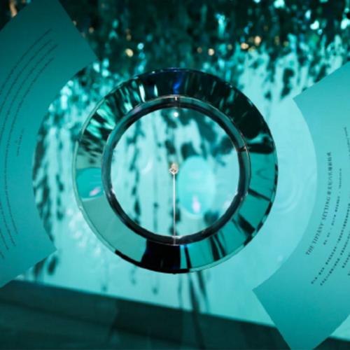 蒂芙尼180年创新艺术与钻石珍品展 上海开幕
