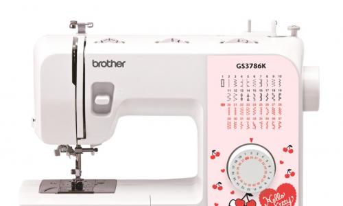Brother新品縫紉機Hello Kitty限量版萌趣上市