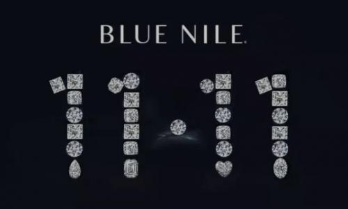 2019雙11狂歡啟幕,Blue Nile美鉆耀享鉅惠