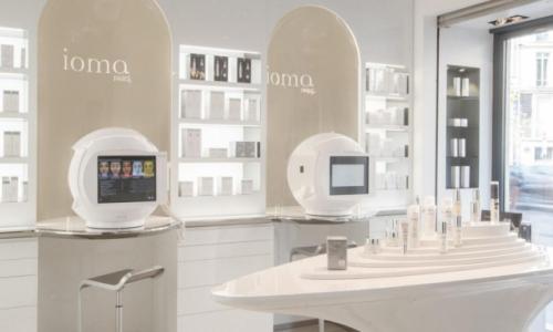 ioma艾欧码 X CIIE进博会|以科技之钥 触启智能护肤新未来!