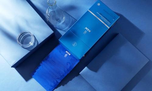 BZM玻尿酸密集补水面膜 一款高颜值、高性价比的面膜
