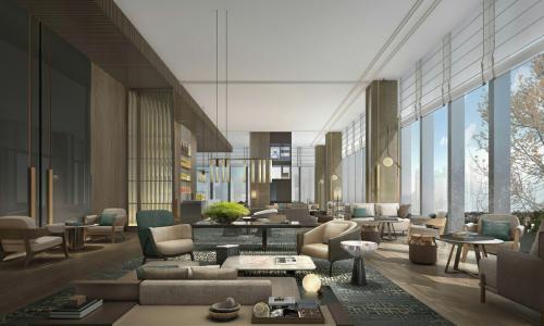 武汉光谷万豪酒店正式揭幕 助力万豪酒店在中国的拓展