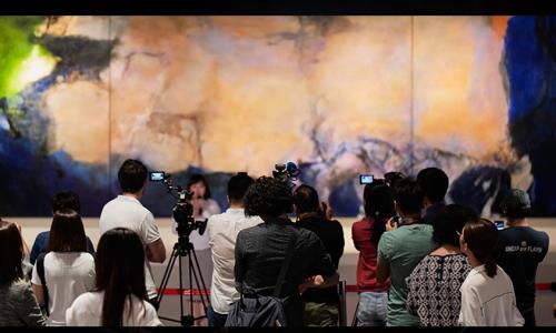 K11与蘇富比合作发布知名国际级在线艺术课程