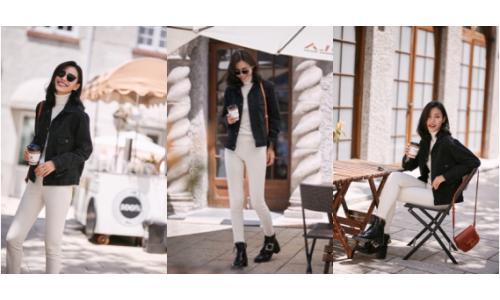优衣库携手IT Girl和时尚达人演绎六大款型时尚外套