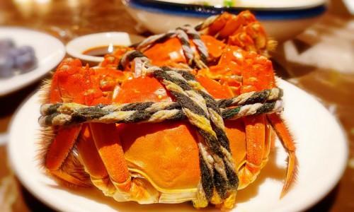 顺丰同城急送大闸蟹专送 鲜美送到家美味不迟到