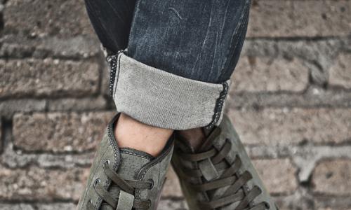 Jeep鞋履 做不一样的自己