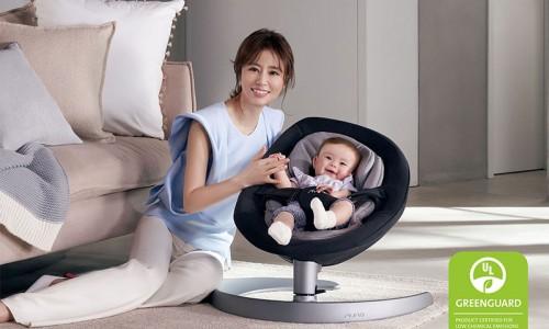 婴童精品Nuna多款室内用品和安全座椅获Greenguard绿色卫士金级认证