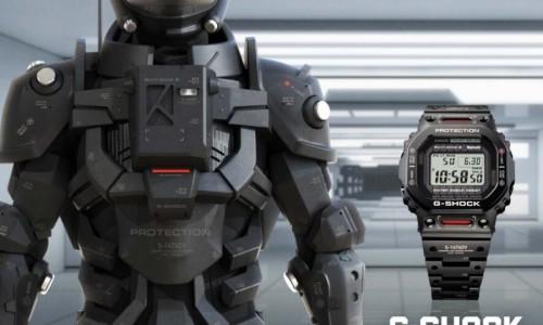 绝密!未来战力觉醒,「G」甲B5000重装上阵